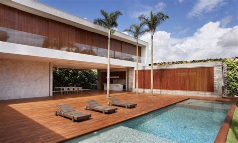 House By Studio Guilherme Torres by The Ideal Ah House From Studio Guilherme Torres