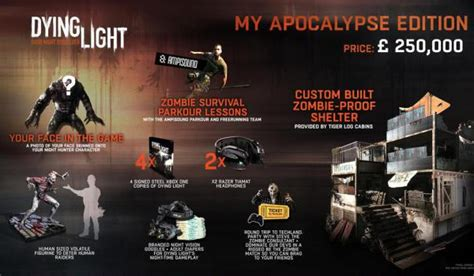 dying light cost this dying light special edition costs 386 000