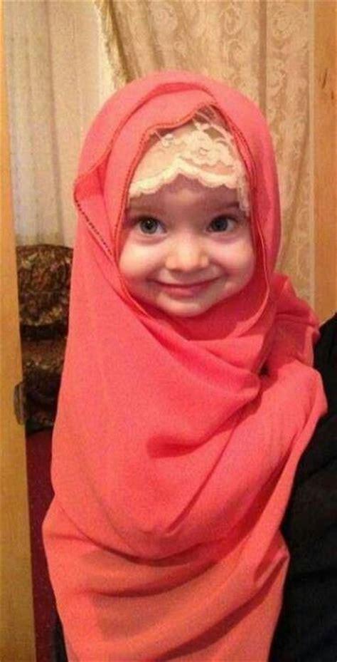 cute baby  hijab masyaallah islam  beautiful hijabi pinterest beautiful