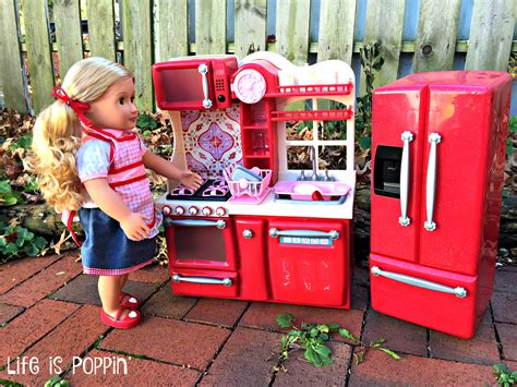 our generation gourmet kitchen our generation gourmet kitchen set review
