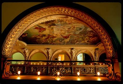 ochre court great hall  kathryn whitney lucey