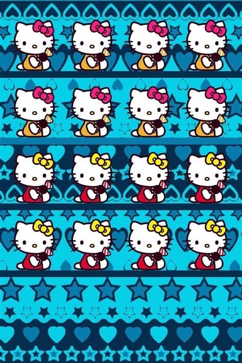 Hello Kitty Iphone Wallpaper Wallpapersafari