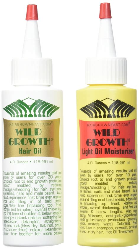 Amazon.com : Wild Weed Super Hair Growth Formula /Soften