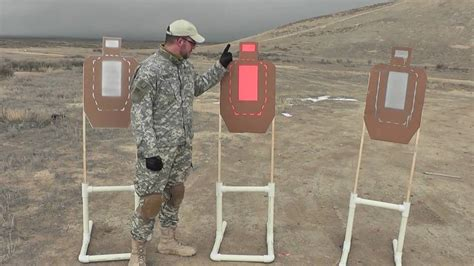ipsc target stand     thelateboyscout youtube