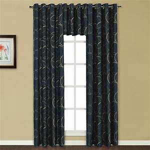 sinclair lined grommet curtain panel curtain bath outlet With grommet curtains with valance