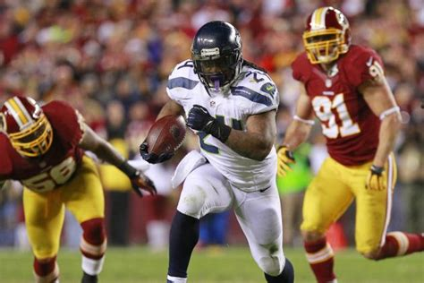 highlights  seahawks  redskins bleacher report