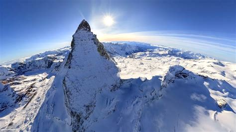 landscape winter snow mountain wallpapers hd desktop