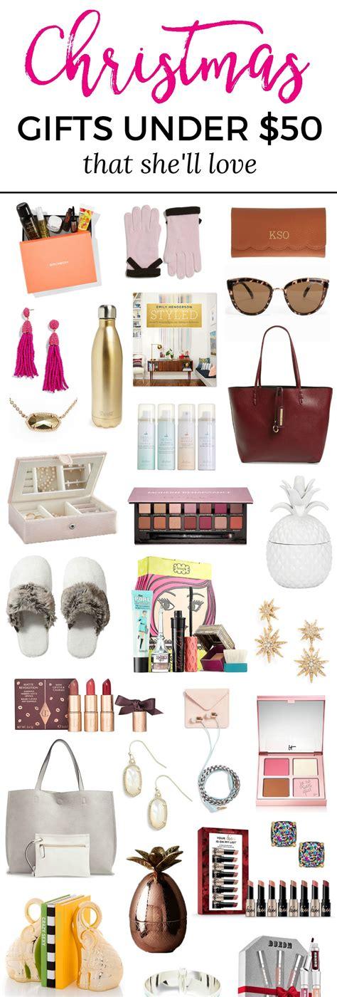 Weihnachtsgeschenke Fuer Frauen by The Best Gift Ideas For 50