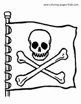 Pirate Pages Coloring Flag Miscellaneous Printable Pirates Colouring Sheets Found sketch template