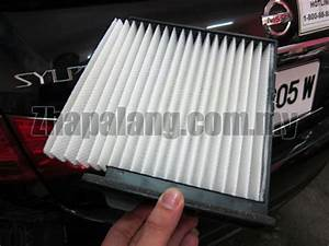 Air Cond Cabin Filter For Nissan Grand Livina  Sylphy