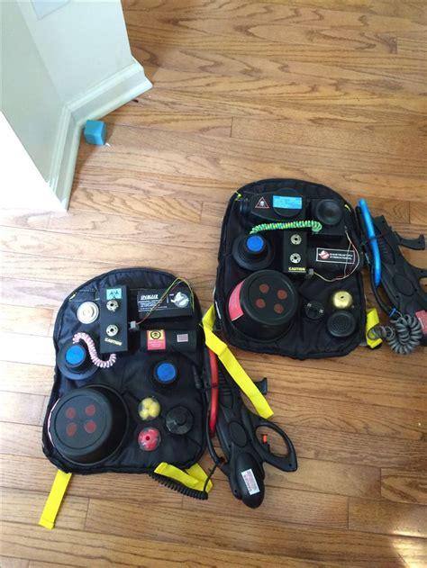 Diy Proton Pack by 1000 Ideas About Proton Pack On Ghostbusters
