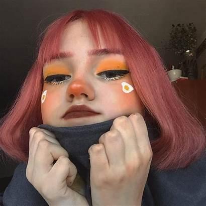 Aesthetic Makeup Inspo Grunge Looks Creative Maquillaje