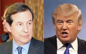 Fox News host Chris Wallace comes out swinging at Donald ...