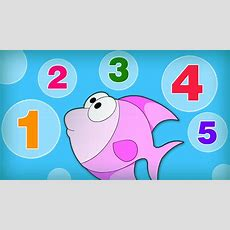 12345 Once I Caught A Fish Alive  Nursery Rhyme Popular