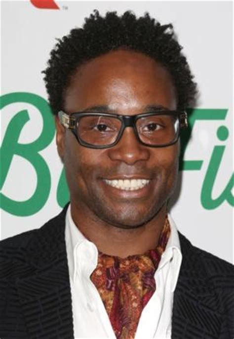 Billy Porter Talks Star Barry Levinson The