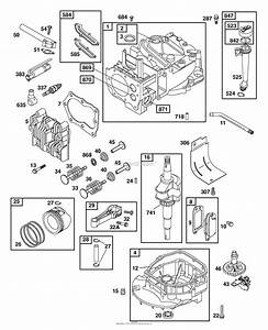20 Hp Briggs And Stratton Parts Diagram Wiring