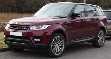 Review Land Rover Range Rover Sport by Range Rover Sport