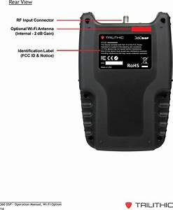 Trilithic 360dsp Cable Installer Meter With Wi