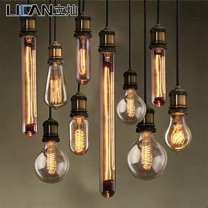 Ampoule Filament Ikea : creative ikea edison ampoule lampe lustre fil tress filament de carbone nostalgie d 39 clairage ~ Preciouscoupons.com Idées de Décoration