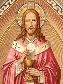 able to save to the uttermost mass and communion the of union