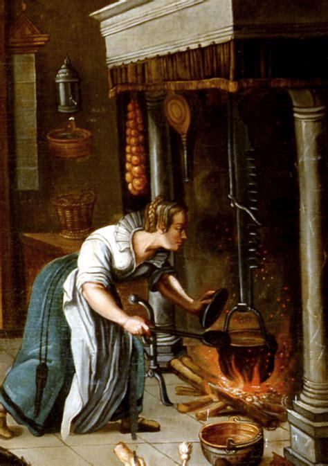 servante de cuisine cuisine de terminaison