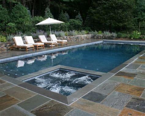 rectangle pool designs backyard design ideas for rectangular yard with jacuzzi joy studio design gallery best design
