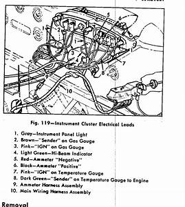 Diagrams Wiring   1957 Bel Air Dash Wiring Diagram