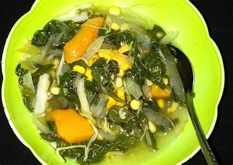Cara membuat resep sayur bening : Easiest Way to Make Perfect Sayur bening Bayam - Aqila News