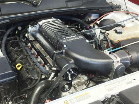 Whipple Superchargers Chyrsler 300 Srt8 Supercharger