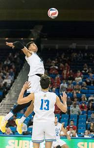UCLA men's volleyball topples Ohio State in five sets ...