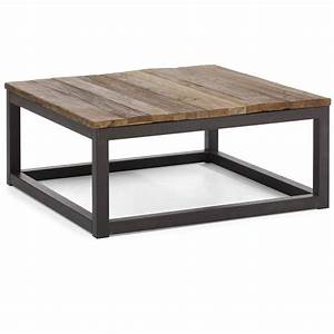 Coffee Tables Ideas: Modern coffee table wood and metal ...