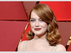 Oscars 2017 Emma Stone est la meilleure actrice Elle