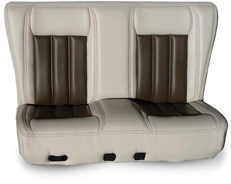 Bench Bucket Seats by 32 34 Style C Bucket Style Bench Double Needle