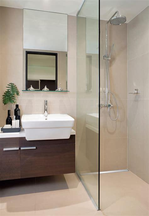 Kleines Bad Begehbare Dusche by Begehbare Dusche Selbst De