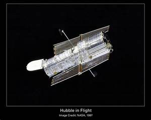 Hubble Repair Mission in Jepardy Due to Satellite ...