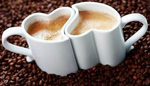 A, Pair, Of, Heart, Mugs, Fit, Snugly, Together, So, You, Can, Share, Your, Warm, Drinks, And, Warm, Feelings