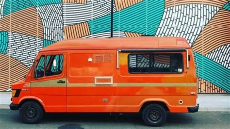 """She is a 4cylinder and 4 speed, manual transmission workhorse. 1978 Mercedes 207d Tn """"Sprinter"""" Campervan - Classic Mercedes-Benz Sprinter 1978 for sale"""