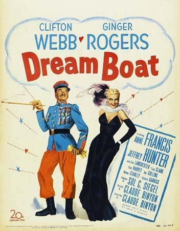 Dream Boat Movie Trailer by Dreamboat 1952 Filmaffinity