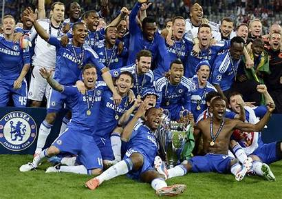 Lampard Terry Chelsea John Drogba League Fc
