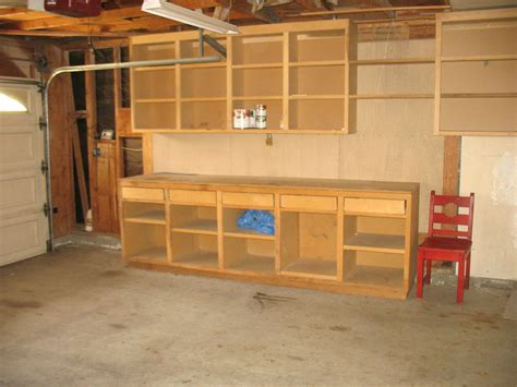 building plywood cabinets for garage garage workbench ideas pegboard organizationgarage wall