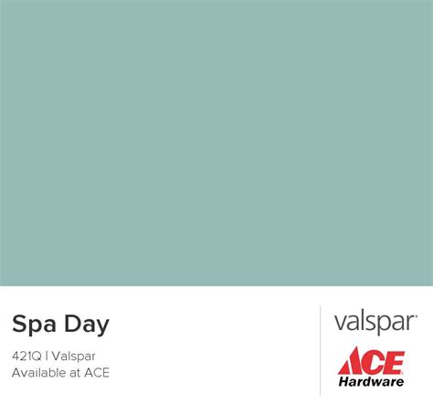 possible kitchen color spa day from valspar diy