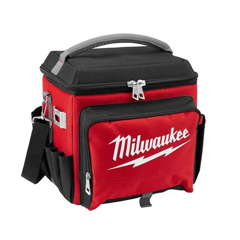 Cooler Bag Model Totte Kode 1 milwaukee 21 qt soft sided jobsite lunch cooler 48 22