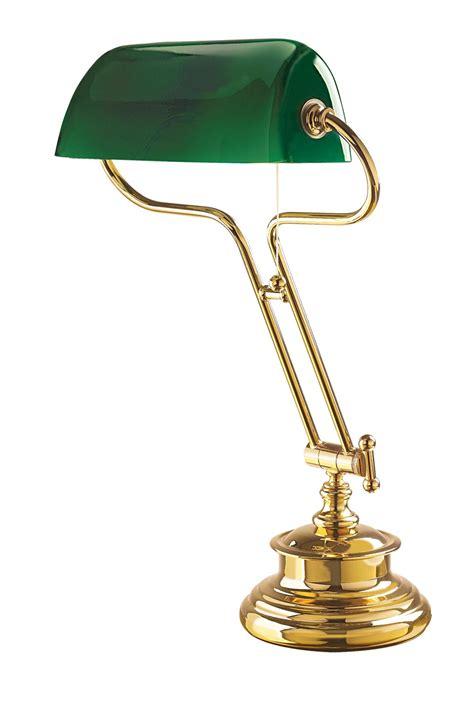 Antique Bankers Lamp Uk by Lampe Am 233 Ricaine De Biblioth 232 Que Verte R 233 F 13060286