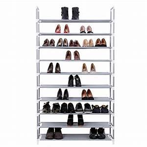 Schuhschrank Für 100 Paar Schuhe : gro er schuhschrank xxl f r gro e schuhsammlung ~ Frokenaadalensverden.com Haus und Dekorationen