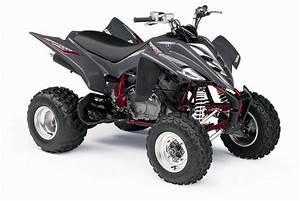 2007 Yamaha Raptor 350 Sport Atv Information