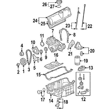 2002 Pontiac 3 4 Engine Cooling Diagram by 2008 Pontiac G6 Parts
