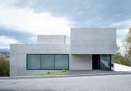 baunetzwoche beton  bodensee architektur und