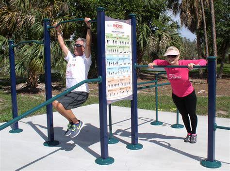 Ryde River Walk Outdoor Fitness Equipment