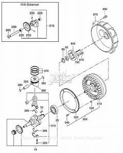 Robin  Subaru Dy41 Parts Diagram For Crankshaft