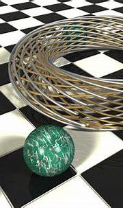 sphere, ball, surface Wallpaper, HD 3D 4K Wallpapers ...